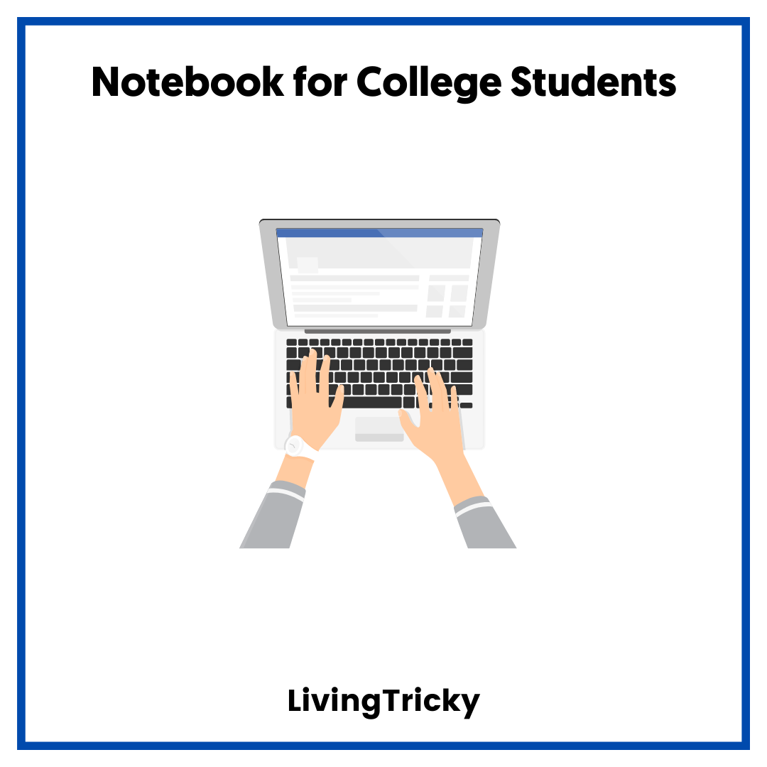 Notebook for College Students