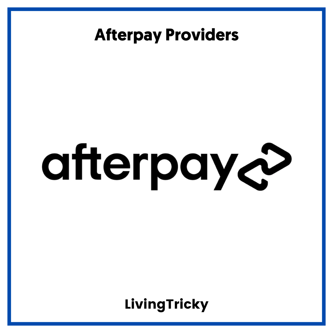 Afterpay Providers