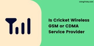Is Cricket Wireless GSM or CDMA Service Provider