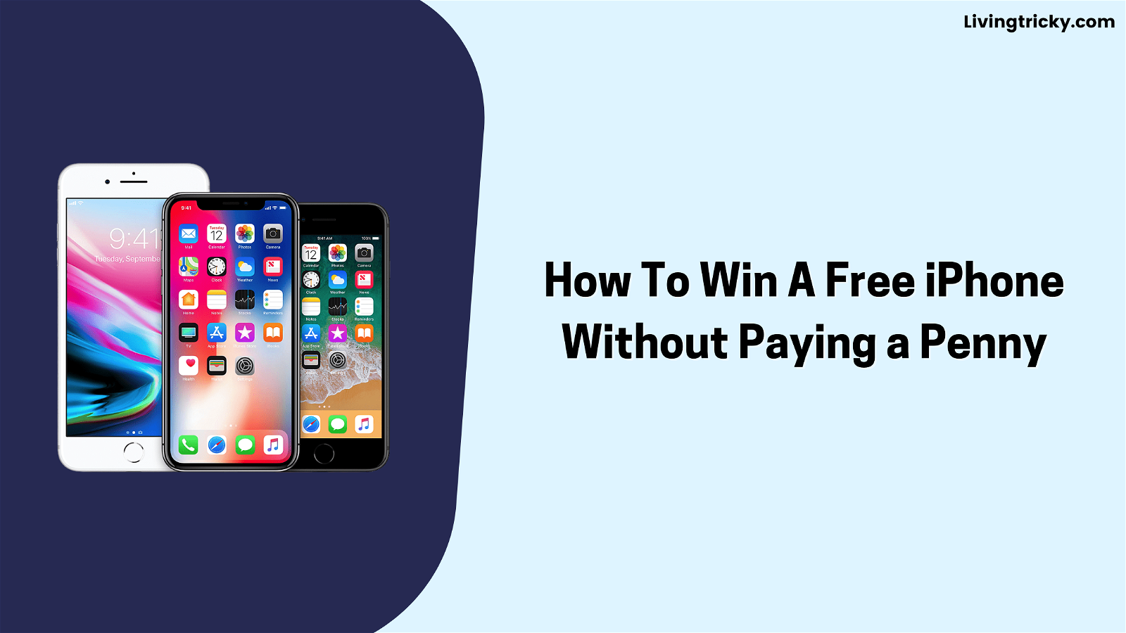 How To Win A Free iPhone Without Paying a Penny