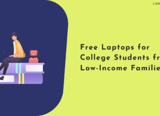 Free Laptops for College Students from Low-Income Families